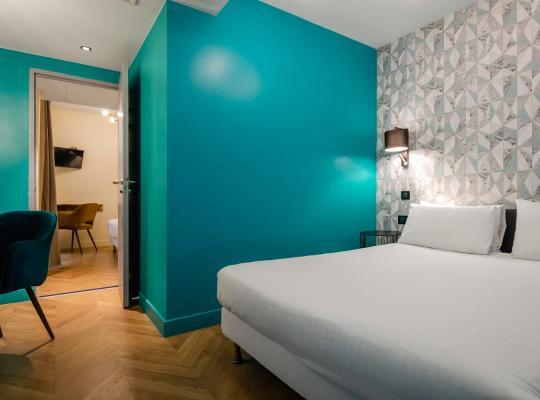 Фотографии гостиницы: Hotel Elysée Etoile