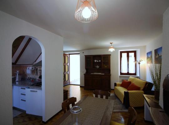 Hotel bilder: Lavena Ponte Tresa Villa Sleeps 5
