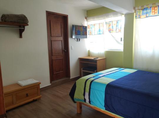 תמונות מלון: Habitaciones en Cuajimalpa cerca de Santafe e Interlomas