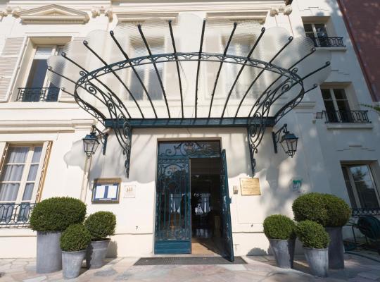 صور الفندق: Pavillon Henri IV