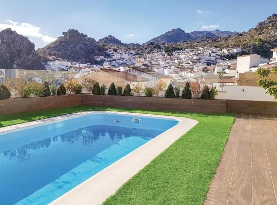 Otel fotoğrafları: Casitas Sierra de Libar