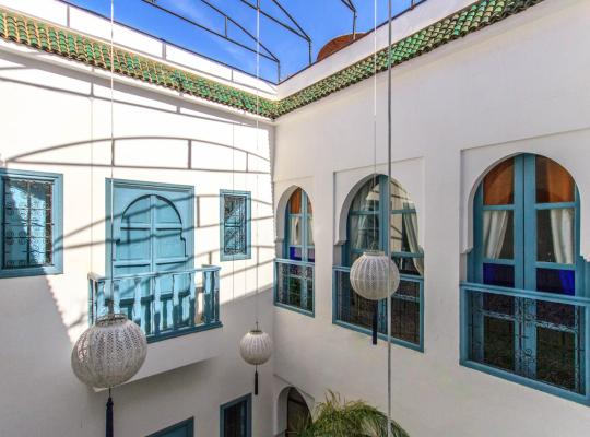 Hotel bilder: Riad L'orange Bleue