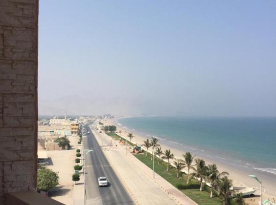 Photos de l'hôtel: AL TAIF MUSANDAM SEA VIEW APARTMENT