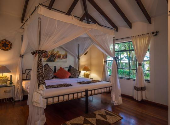 Hotellet fotos: Karen Blixen Coffee Garden & Cottages