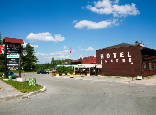 Hotel bilder: Hotel Josipdol