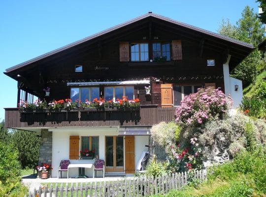 Hotellet fotos: Chalet Acheregg