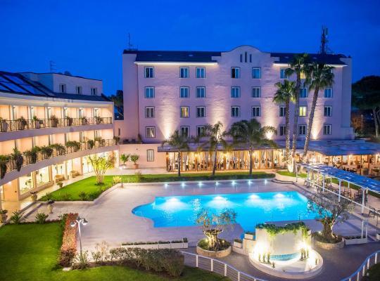 Fotos do Hotel: Hotel Isola Sacra Rome Airport
