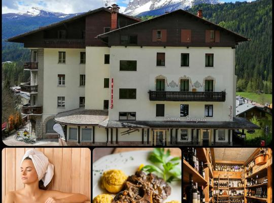 Otel fotoğrafları: Hotel Cima Belpra'