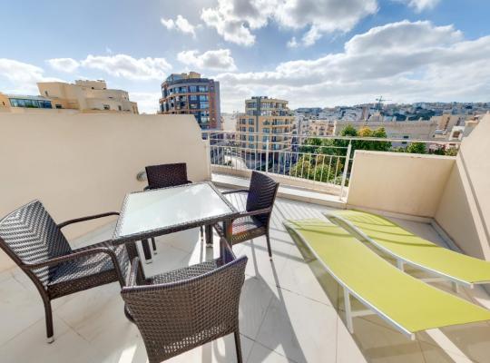 Hotellet fotos: Onyx Apartments