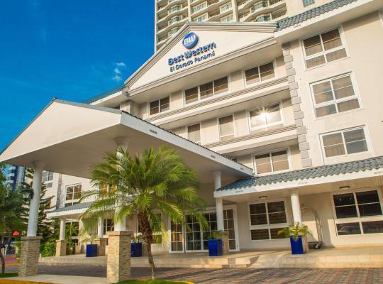 Viesnīcas bildes: Best Western El Dorado Panama Hotel