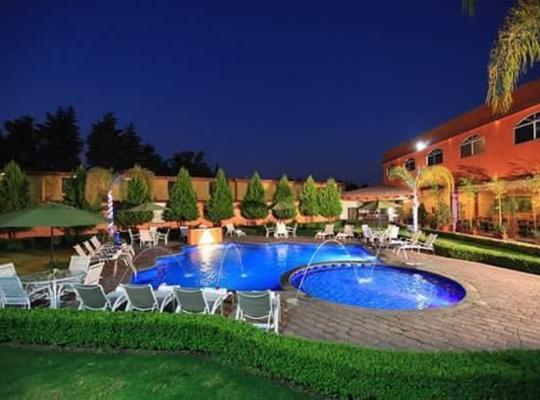 酒店照片: Hotel Quinto Sol