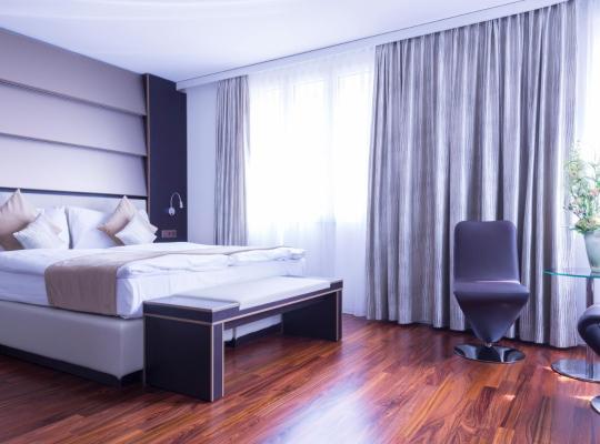 Foto dell'hotel: Hotel Krone Unterstrass