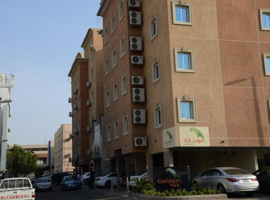 Foto dell'hotel: Golden Park Hotel Apartments
