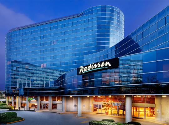 תמונות מלון: Radisson Hotel Vancouver Airport