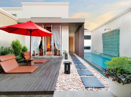 ホテルの写真: The Seiryu Boutique Villa