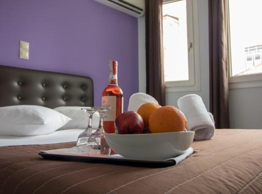 Hotellet fotos: Cosmopolit
