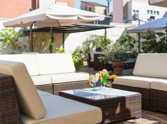 Képek: Tryp Madrid Leganes Hotel
