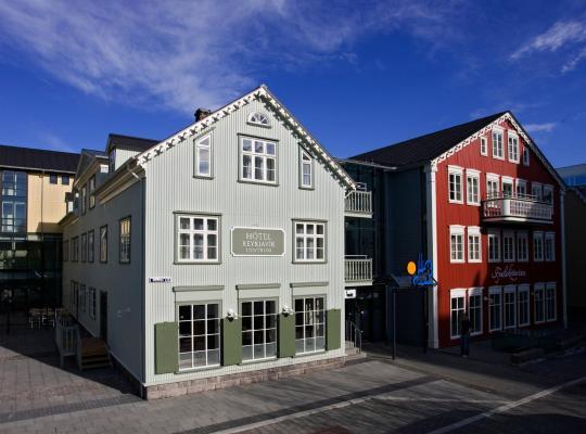 Фотографії готелю: Hotel Reykjavík Centrum