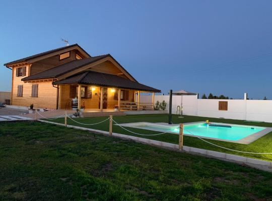 Ảnh khách sạn: Casa Rural Madera y Miel