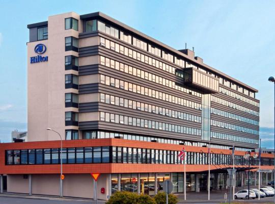 Фотографії готелю: Hilton Reykjavik Nordica