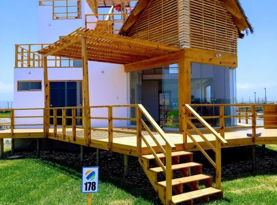 Hotelfotos: Casa de Playa en Condominio Lunarena
