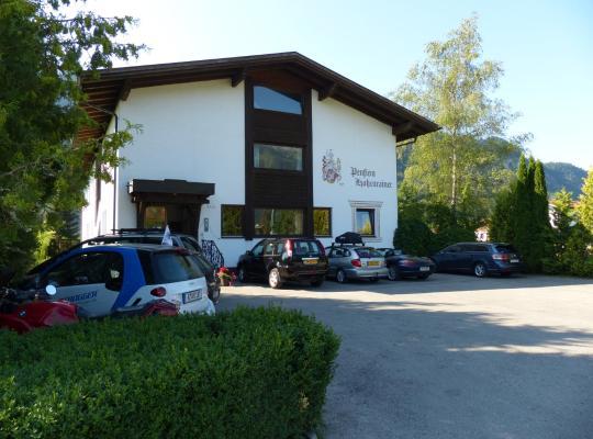 ホテルの写真: Pension Hohenrainer