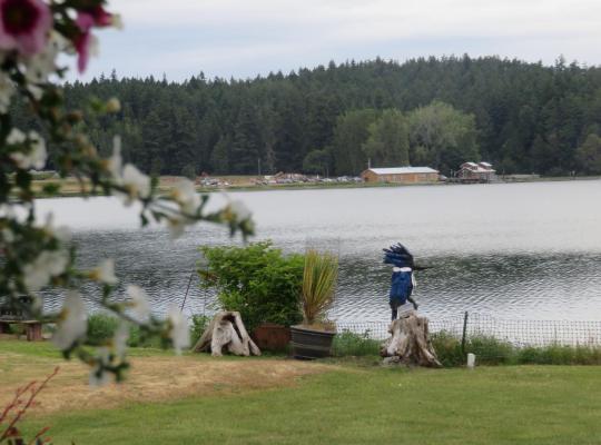 תמונות מלון: Royal Roads Oceanfront Vacation Rental