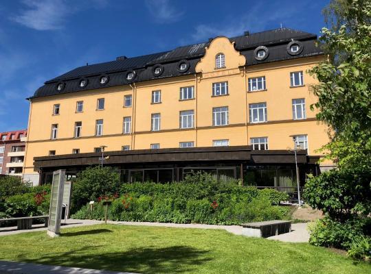 Fotos do Hotel: Piteå Stadshotell