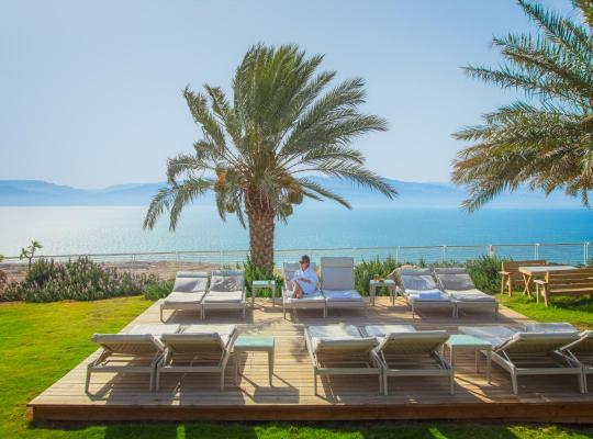 Фотографії готелю: Ein Gedi Kibbutz Hotel