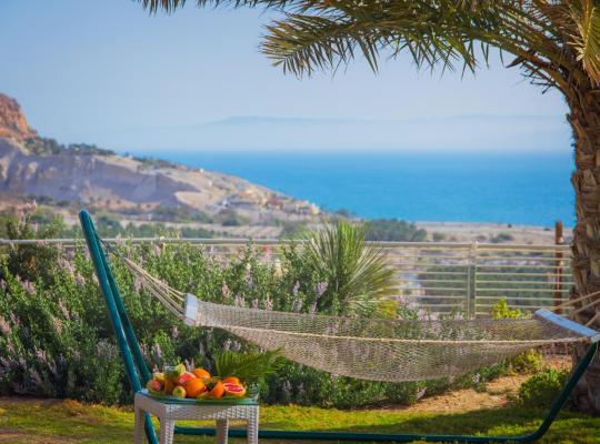 Otel fotoğrafları: Ein Gedi Kibbutz Hotel