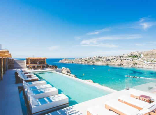 酒店照片: Super Paradise Suites