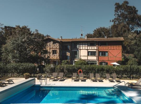 Képek: Hotel Zubieta