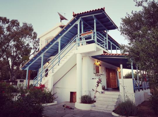 תמונות מלון: *Ante Hydra Beach House*