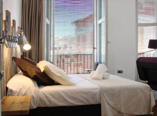 Hotellet fotos: Las Coles Apartasuites