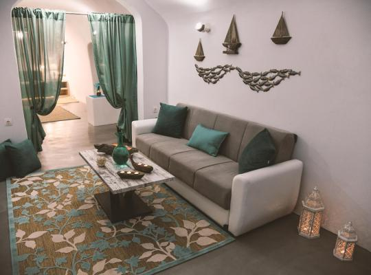 Hotel foto 's: Serenity Blue (Cave house)