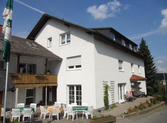 Hotellet fotos: Pension & Café Haus Dewenter