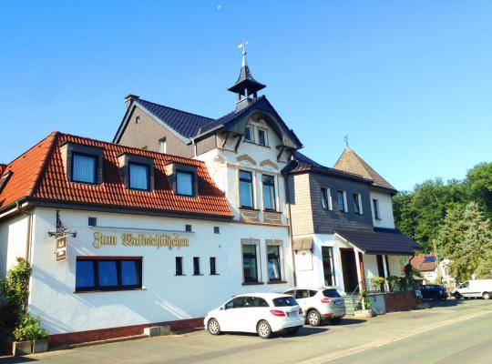 תמונות מלון: Hotel Waldschlösschen