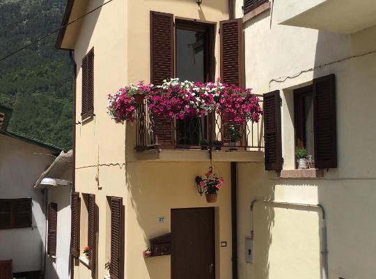 Фотографии гостиницы: Il pastore errante Frasassi