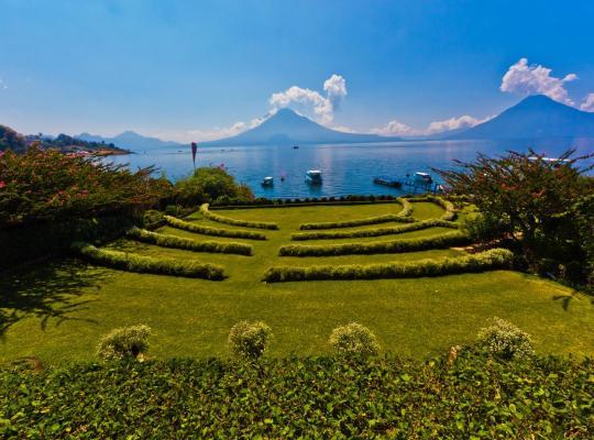 Hotel Valokuvat: Hotel Atitlan