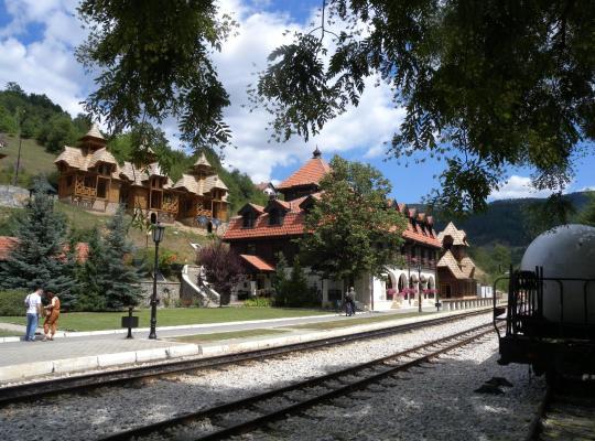 Хотел снимки: Konačište Osmica