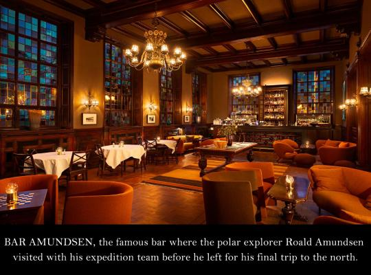 Otel fotoğrafları: Grand Hotel Terminus