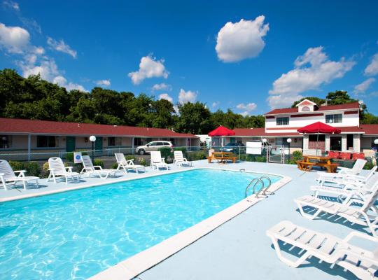 Фотографії готелю: Economy Motel Inn and Suites Somers Point