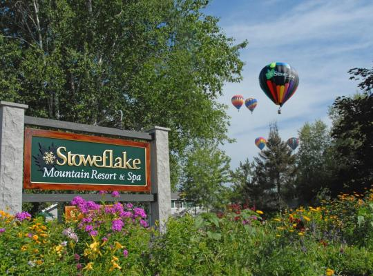 Foto dell'hotel: Stoweflake Mountain Resort & Spa