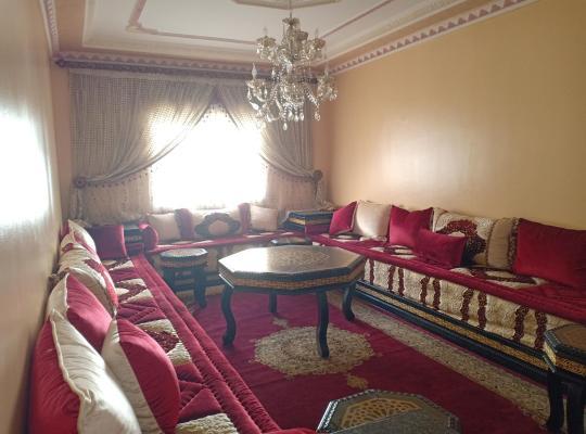 Viesnīcas bildes: Appartement Luxe Tanger