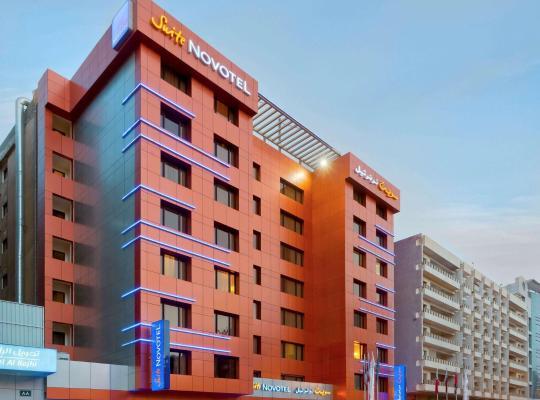 Otel fotoğrafları: Novotel Suites Riyadh Olaya
