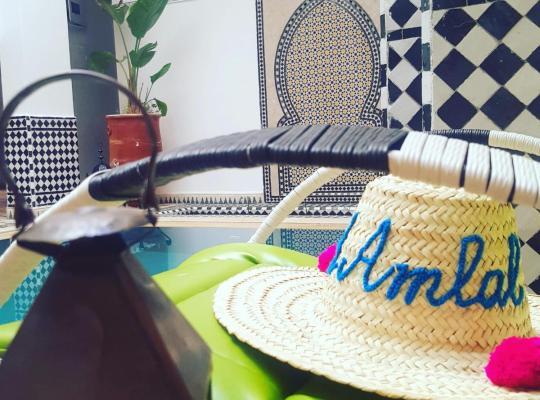 Ảnh khách sạn: Hotel Riad Amlal