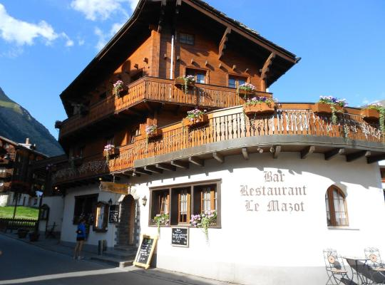 صور الفندق: Mazot Zermatt