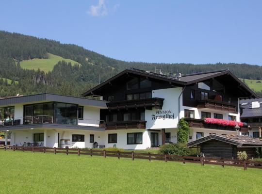 ホテルの写真: Pension Franglhof