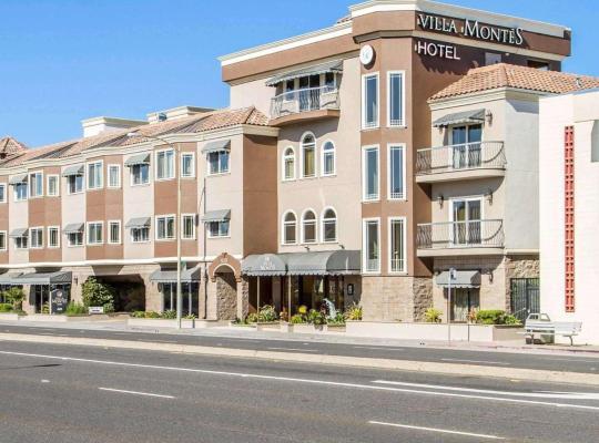Фотографии гостиницы: Villa Montes Hotel
