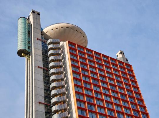 Hotelfotos: Hotel Hesperia Barcelona Tower-a Hyatt affiliate